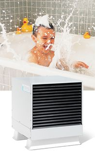 Econergy Hotwater Heatpumps
